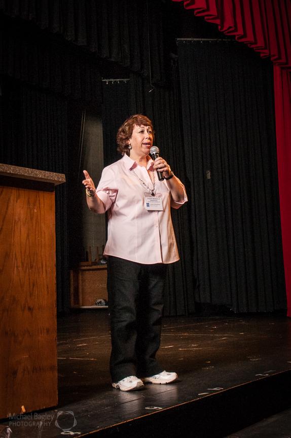 Executive Director Lynnette Whiteman
